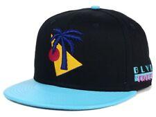 BLVD Supply Co. Vice Palm Tree Flat Bill Snapback Cap Hat