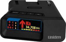 Uniden - R7 Radar Detector - Black