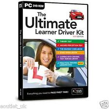 2019 Driving Test Software PC DVD ROM Hazard Perception Highway Code Theory Test