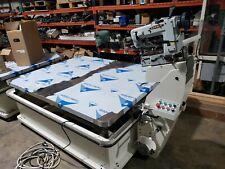 Brand New Mattress Tape Edge Machine 220 Vac 2 phase Queen size