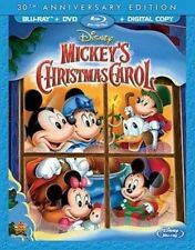 Mickey's Christmas Carol 30th Ann SE 0786936837148 Blu-ray Region a