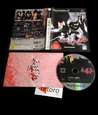 TENCHU KURENAI Sony PS2 PLAYSTATION2 Play2 Station Japones