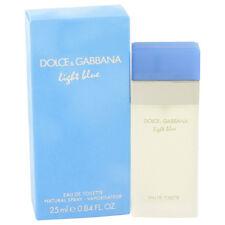 D&G Light Blue For Women 0.85 oz Edt Spray For Women New In Box