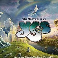 MANY FACES OF YES 3 CD NEW!
