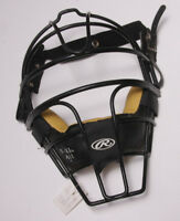 Rawlings Catcher Equipment Youth Mask S-XL Ai1 - Black - OLD STORE STOCK S13