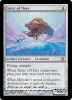 EATER OF DAYS Darksteel MTG Artifact Creature — Leviathan RARE