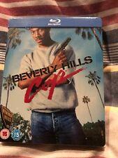 Beverly Hills Cop Blu-ray Steelbook Edition [UK] OOS/OOP RARE