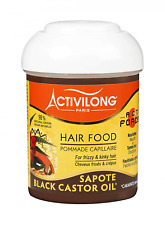 Activilong Actiforce Hair Food Black Castor Oil Mamey Sapote 125 ml