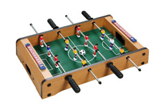 Classic Foosball Tabletop Soccer Table Football Game Set