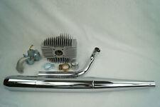 Kreidler Florett K54 RS 50ccm Rennsatz Tuning Zylinder Vergaser Auspuff  Set 1