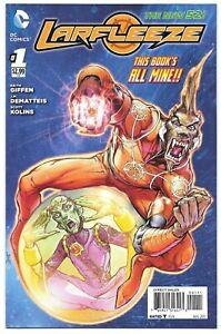Larfleeze #1 (08/2013) DC Comics 1st Solo Series