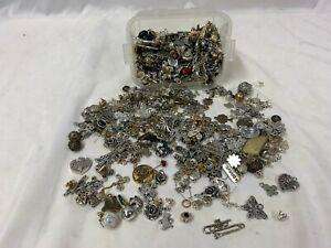Job Lots 100s of Charms/Pendants Jewellery Making