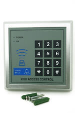 New PIN Keypad Security RFID ID Stand-Alone Single Door Access Control Machine