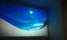 Projektoren Leinwand, Beamerleinwand Meterware 310cm Breite