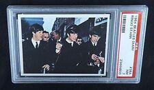 1964 BEATLES DIARY CARD #38A RINGO STARR GRADED PSA 7 NQ ED SULLIVAN SHOW THRILL
