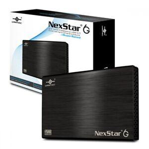 """Vantec NexStar 6G 2.5"""" SATA III 6 Gb/s to USB 3.0 External Hard Drive Enclosure"""