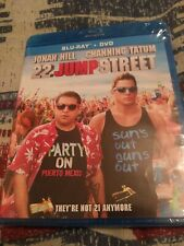 22 Jump Street bluray + DVD NEW
