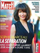 PARIS MATCH N°3400 18 JUILLET 2014   MARCEAU/ MA FRANCE EN PHOTO/ 14-18/ GISCARD