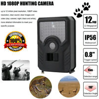 PR200B IR HD 1080P Hunting Camera Trail Trap Photo Cam Night Vision Waterproof