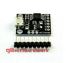 Micro ATTINY85 mini USB MCU development board