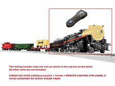 638698 242 Locomotive + Tender FOR LIONEL 6-30183 LIONCHIEF RC SCOUT STEAM TRAIN