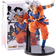 Dragon Ball Super Son Goku Ultra Instinct PVC Figure Collectible Model Toy