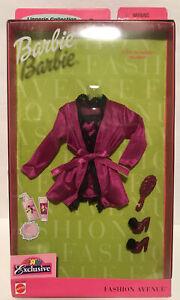 Barbie Fashion Avenue Lingerie Collection Satin Slumber TRU Exclusive 2000
