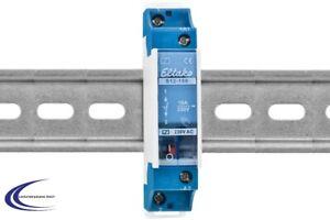 Eltako  Installationsrelais R12-100-230V - Schaltrelais für Hutschienenmontage