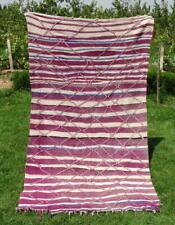 """Authentic Handmade Moroccan Handira Rug Handmade Rug Handira Carpet 7'9"""" x 4'8"""""""