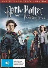 HARRY POTTER AND THE GOBLET OF FIRE (2-DISC EDITION) **NEW & SEALED** DVD R4