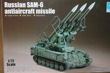 Trumpeter (07109): Russian SAM-6 antiaircraft missile au 1/72