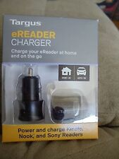 TARGUS EREADER CHARGER FOR KINDLE, NOOK AND SONY READERS APM04US