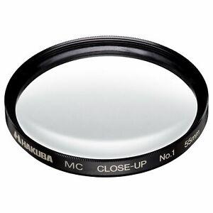 Hakuba 55Mm Lens Filter Mc Close-Up Lens No.1 Cf-Cu155