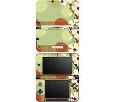 Vinyl Skin Decal Cover for Nintendo 3DS XL LL - Asian Flower