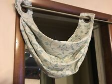 Jcp Home Anza Grommet Waterfall Valance 32 W x 24 L Abyss Green