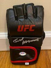 Tank Abbott Signed UFC Glove Autographed AUTO PSA/DNA COA