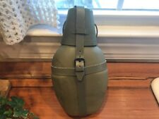Military Green Canteen Vintage In New Condition