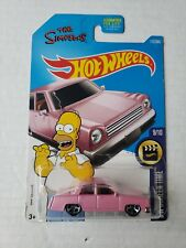 Hot Wheels 2016 The Simpsons Family Car