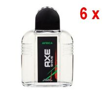 AXE Africa Aftershave 4 X 100ml After Shave