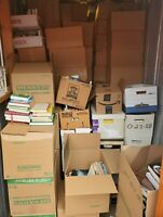 Wholesale Lot Of Used Books, 25 pounds