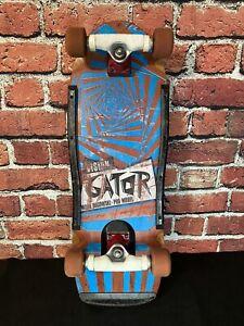 Vision Mark Gator Rogowski OG 1980's Vintage Skateboard Deck Complete FULL SIZE