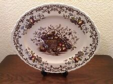 Royal Staffordshire Ironstone Pottery Dinner Plates