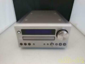 ONKYO<CR-D2LTD>CD Receiver CD FM Tuner Amplifier Working Used from Japan ✈FedEx✈