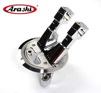 Riser Kit Chrome Motorcycle Parts For YAMAHA XP TMAX T-MAX 530 2012 2013 2014 15