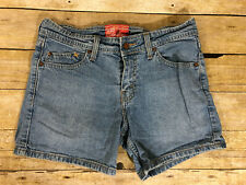 Levi Strauss Stretch Misses Size 6 Jean Shorts Good Condition