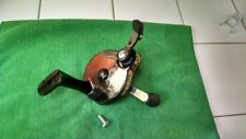 TREADLE & ELECTRIC MACHINES METAL GEAR HAND CRANK with Gold Schroll