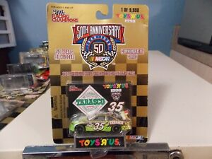 RACING CHAMPIONS TABASCO TOYS R US COLLECTOR RACE CAR