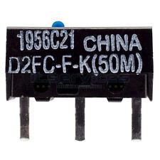 OMRON D2FC-F-7N(50M) D2FC-F-K (50M) Mikroschalter Taster Maustaster 1-5 Stück