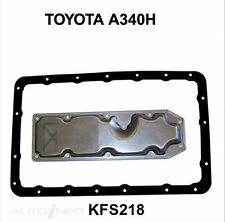 Auto Transmission Filter Kit TOYOTA 4 RUNNER YN63/YN64 A340 TRANS 11/85-10/99