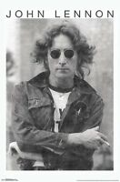 JOHN LENNON - SMOKING POSTER - 22x34 - BEATLES MUSIC 15263